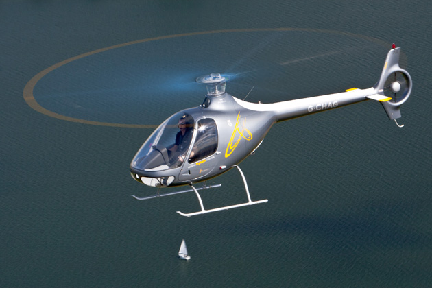 Helicentre Aviation introduces Cabri G2 training