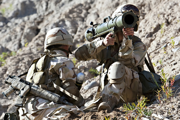 Saab receives new Carl-Gustaf order