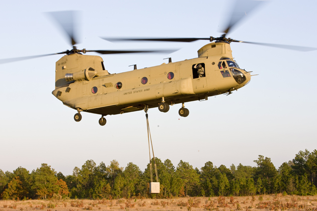QuadA2012: Composite rotor blades for Chinook to be fielded in 2016