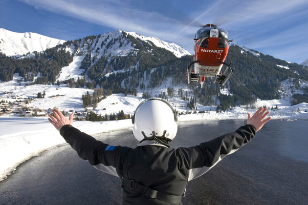 German air ambulance operator records 38,000 missions during 2011