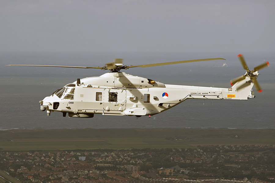 Heli-Power 2011: Teething troubles hamper Dutch NH90s