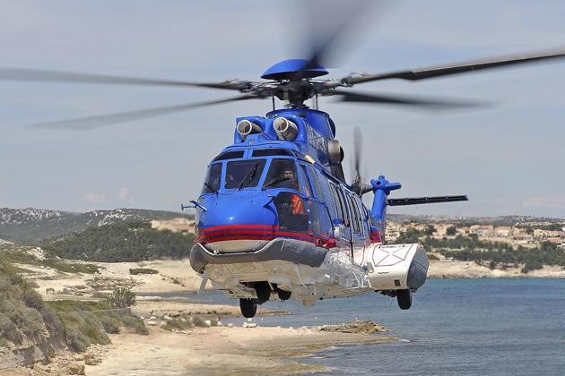 Blueway takes delivery of EC225s, Tokyo Fire Department orders second
