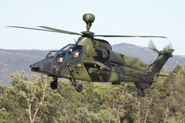 Germany advances plans for NH90 and Tiger deployments to Afghanistan
