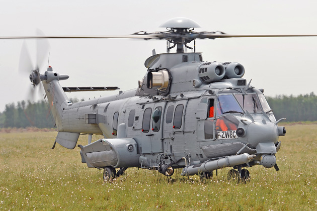 Thailand orders four EC725s for SAR duties