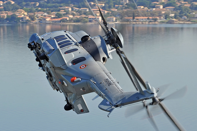 Eurocopter ramps up aircraft production