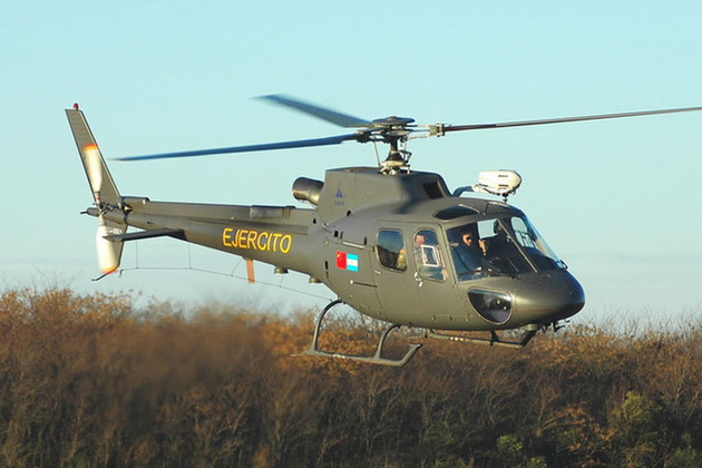 Argentina signs deal with CATIC to develop helicopters