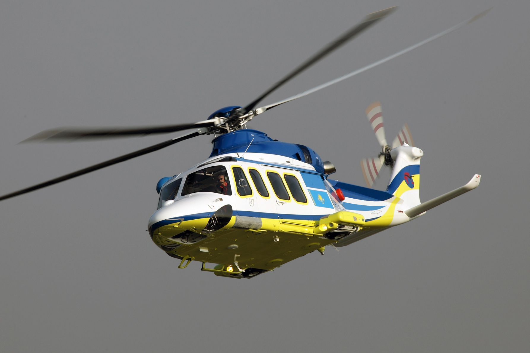 Two more AW139s for JSC Euro-Asia Air