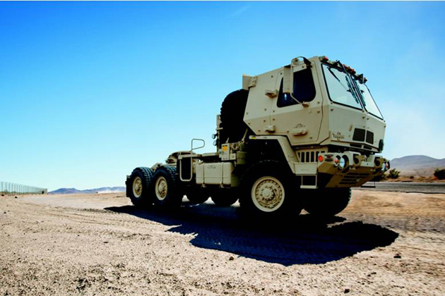 Oshkosh delivers 10,000th FMTVs to US Army