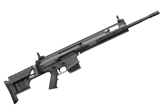 Eurosatory 2012: FN Herstal launches new tactical rifle