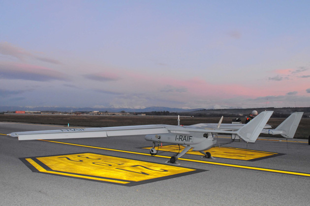 Farnborough 2012: Selex captures fourth customer for Falco