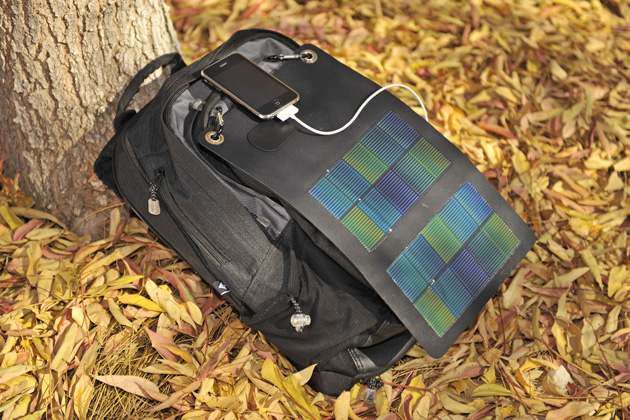 Eurosatory 2012: Mission critical solar power assists SWaP issues