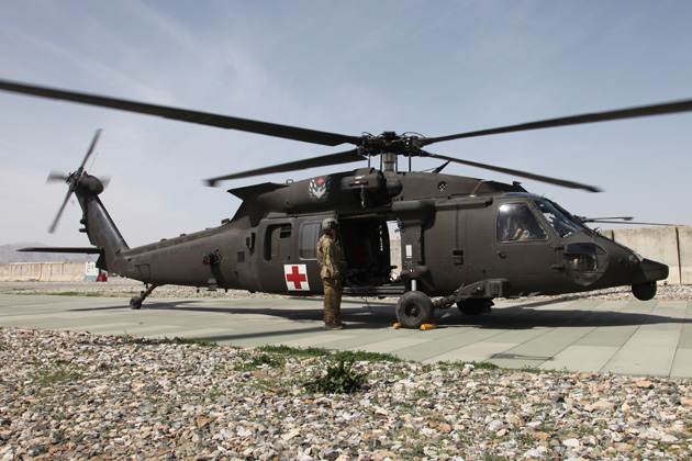 Sikorsky delivers 500th 'M' model Black Hawk