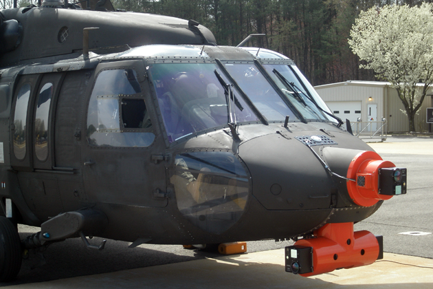 Farnborough 2012: US Army puts brown-out solution to the test
