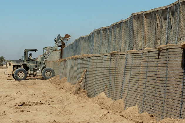 Eurosatory 2012: Hesco Bastion goes environmental