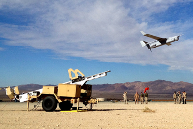 Insitu delivers Integrator STUAV to US Marines