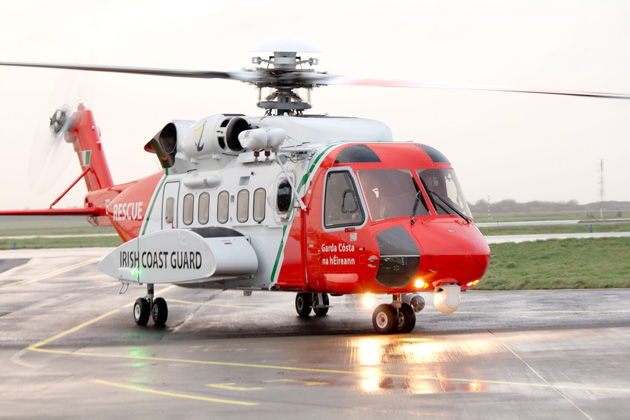 L-3 Wescam turrets selected for Irish Coast Guard
