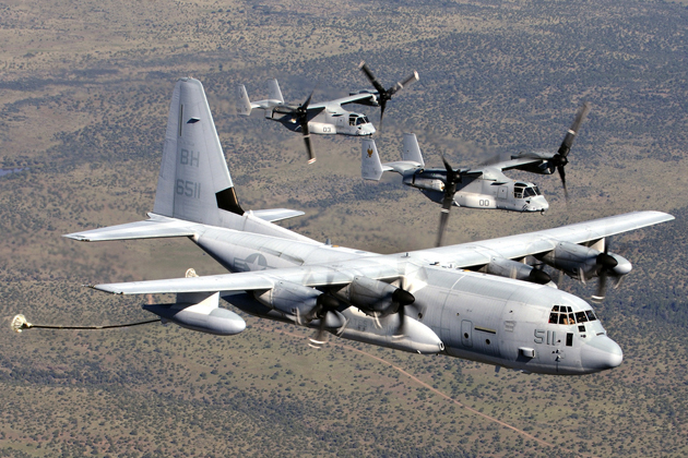 Saudi Arabia seeks C-130J-30, KC-130J aircraft