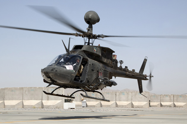 QuadA2012: US Army readies for scout helicopter flight demonstrations