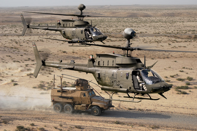 US Army puts out call for AAS flight demonstrations