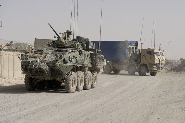 GD awarded $1 billion LAV upgrade