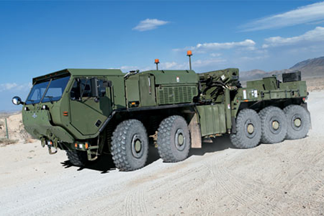 More than 200 LVSRs for USMC