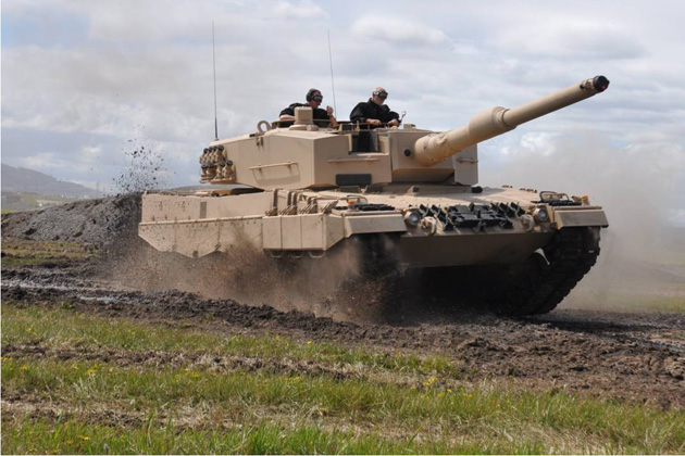 Eurosatory 2012: EDA launches land systems study