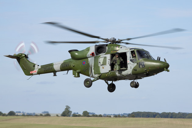 FIND 2011: UK helicopters prove their worth as ISTAR assets