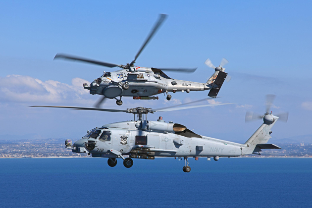 Sikorsky, Terma to explore additional potential collaborations