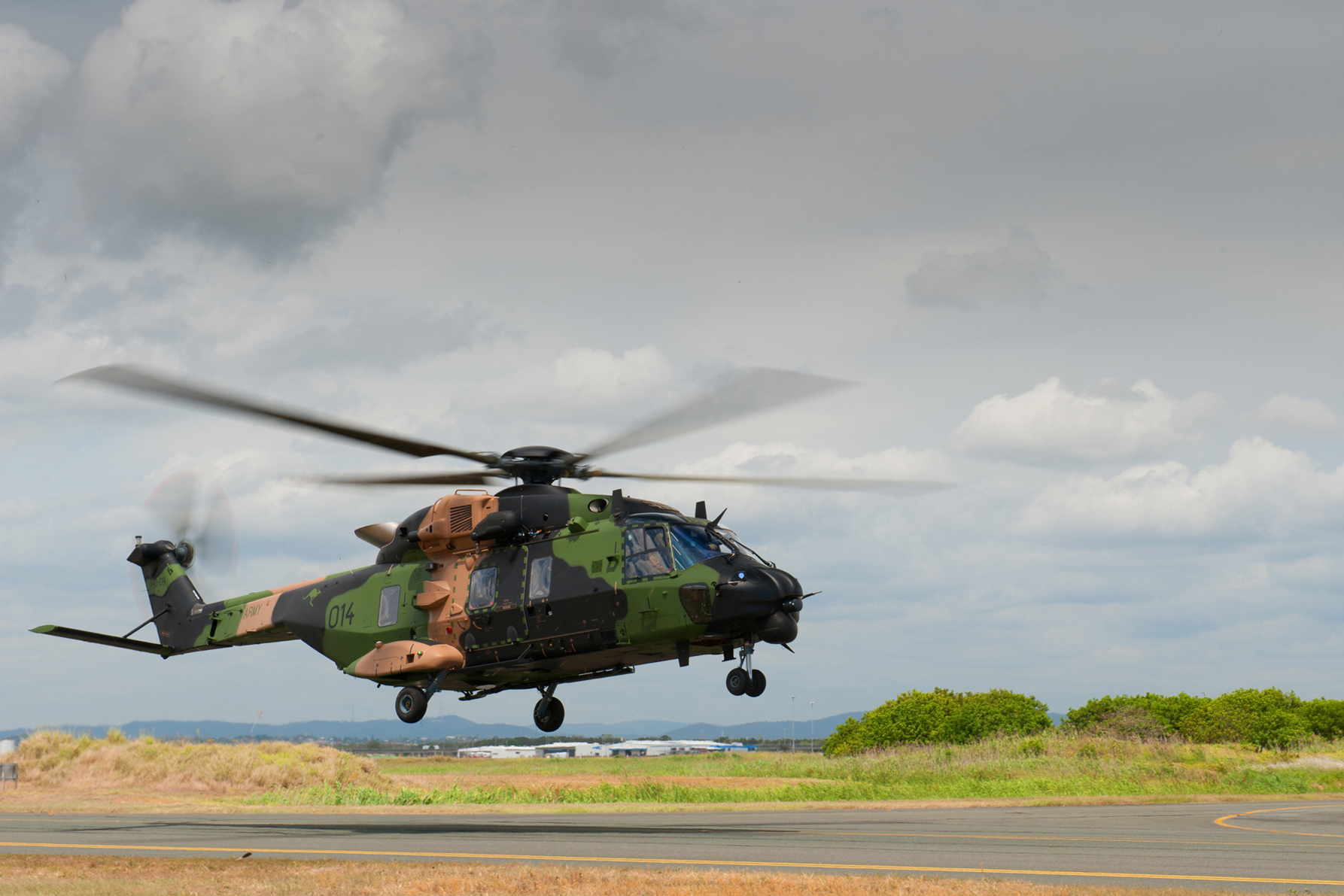 ADF MRH90 Helicopter deliveries recommence