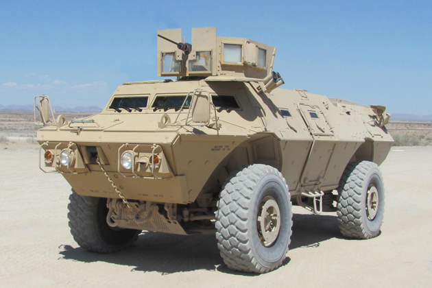 More MSFV for Afghanistan National Army ordered