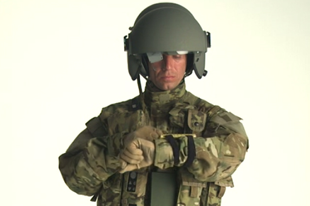 Farnborough 2012: Raytheon unveils pilot SA system