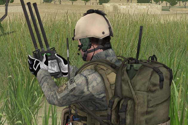MetaVR supplies JTAC simulators to US armed forces