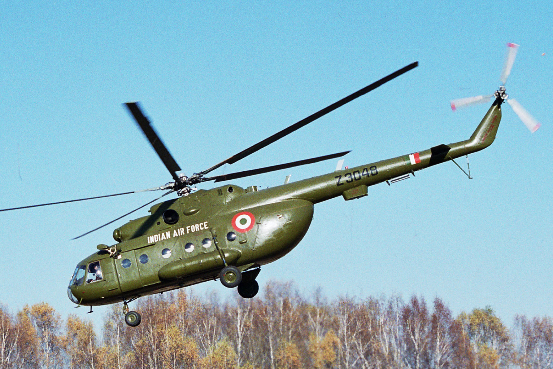 India receives first Mi-17V-5 helicopters