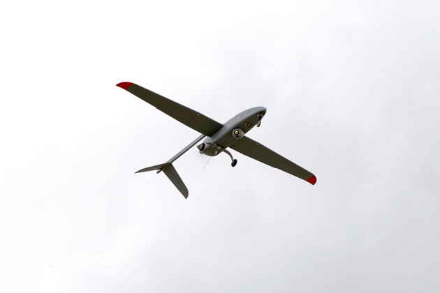 Mini Falcon ordered for UAV college course