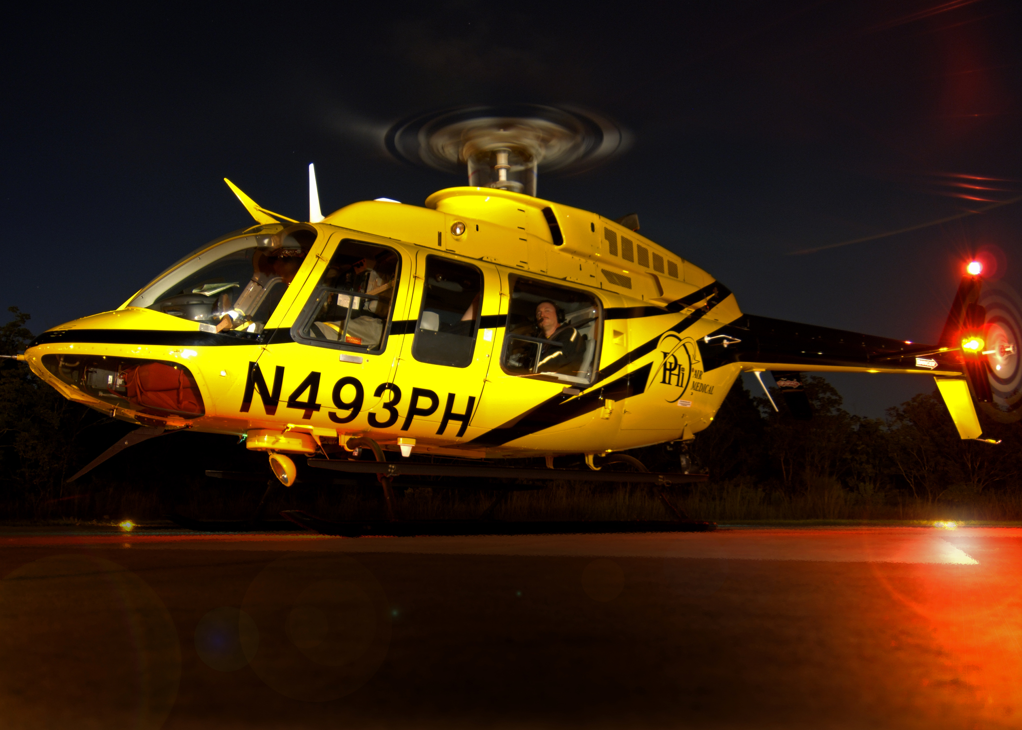 Dubai Helishow 2012: PHi Air Medical prepares for Saudi Arabian operations