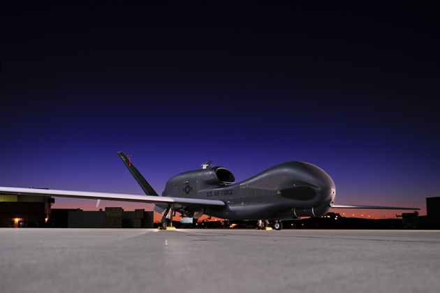 SGA2012: NG considers reducing Global Hawk running costs