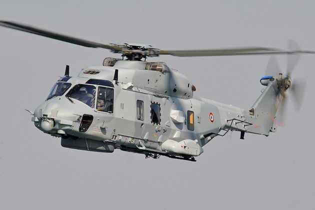 French Navy NH90s are proclaimed operational