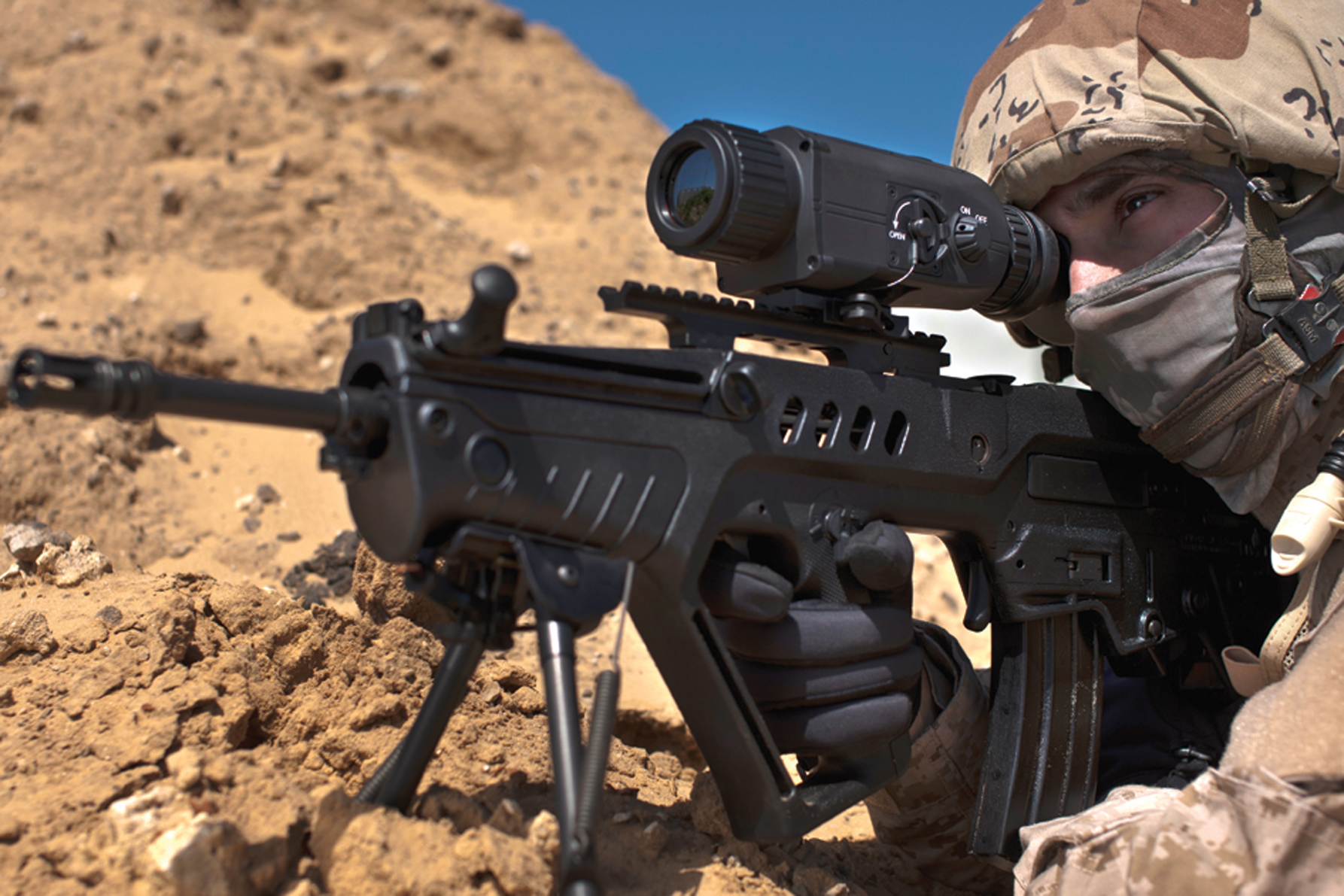 Meprolight unveils new weapon sights