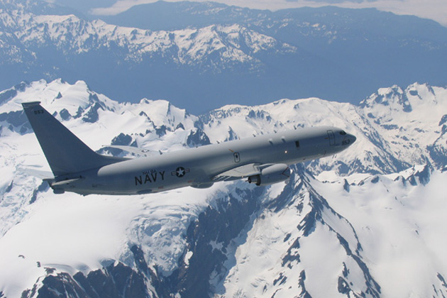 Northrop Grumman ESM officially designated AN/ALQ-240(V)1
