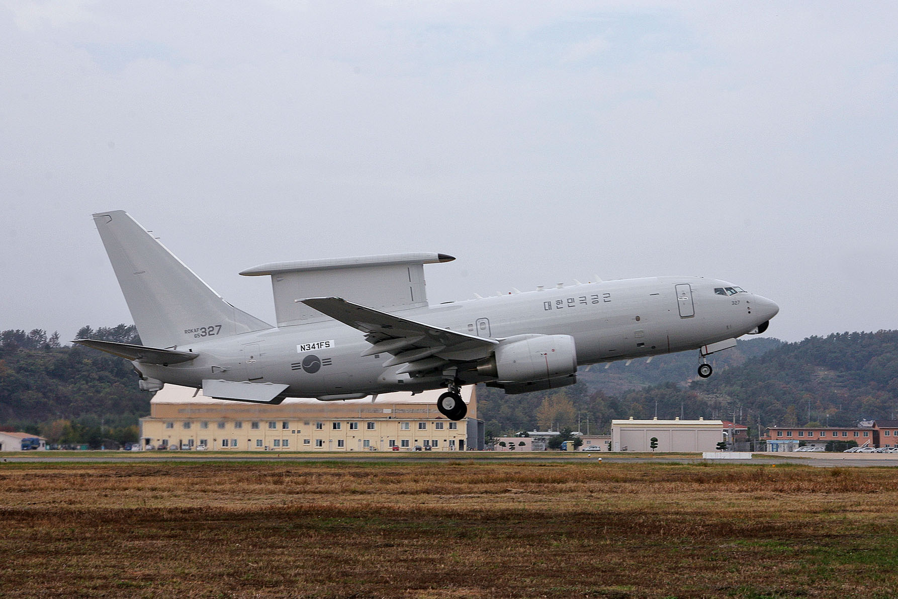 Second Peace Eye AEW&C delivered to ROK