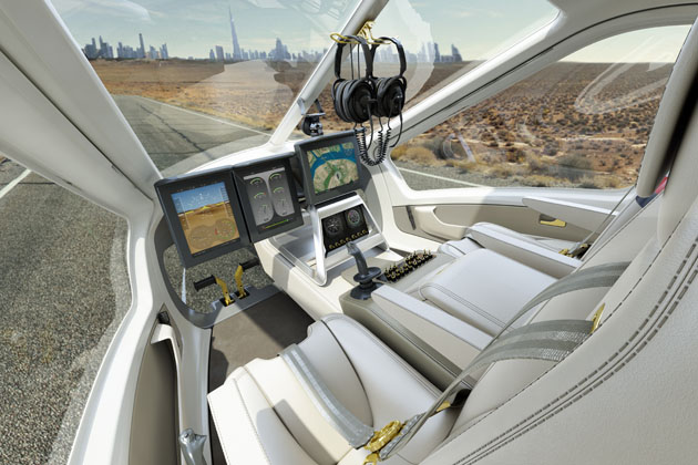 Dubai Airshow 2011: Escape pod to feature on UAE-built helicopter