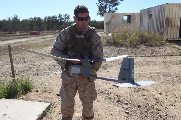 AeroVironment receives additional US Army RQ-11B Raven funding