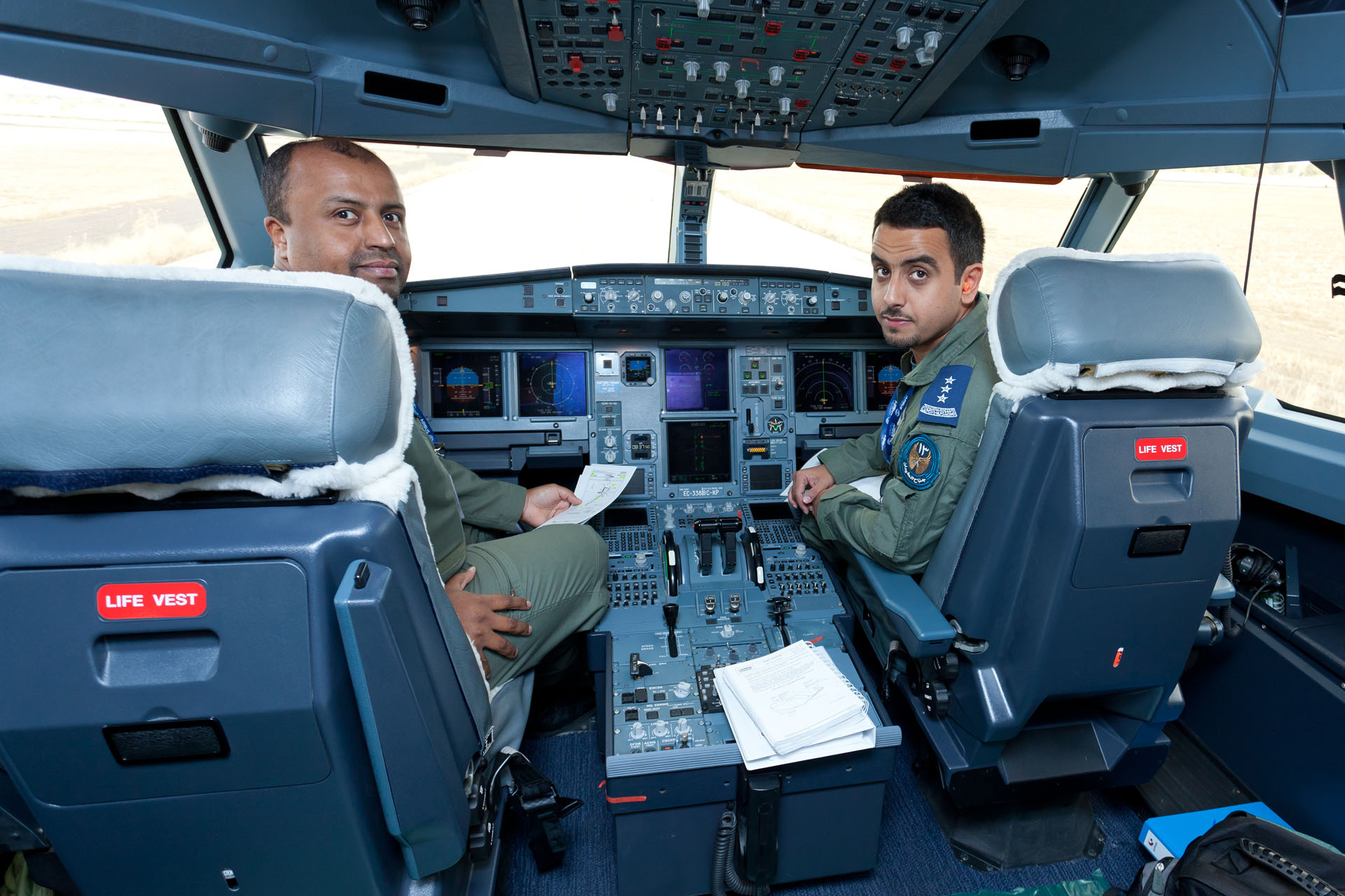 RSAF begins A330 MRTT flight training