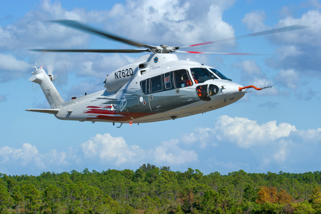 S-76D engines gain type certification