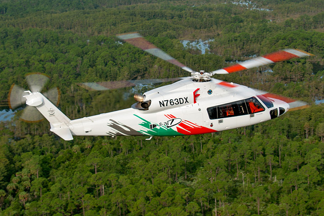 S-76D gets FAA type certification