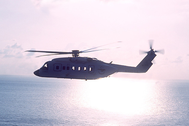 Milestone Aviation signs on for additional S-92s