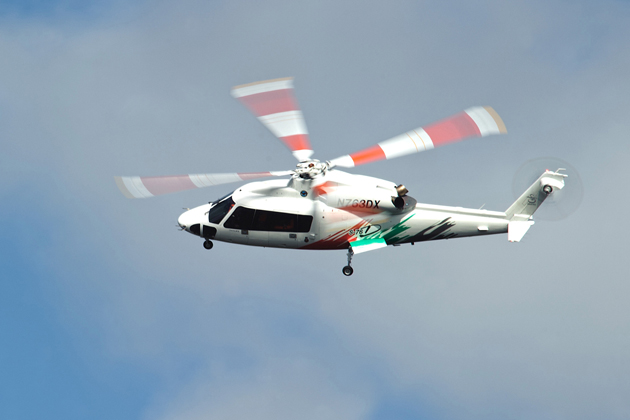 Air Engiadina orders S-76D helicopter
