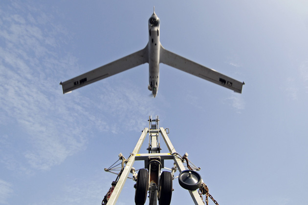 UV-Pacific 2012: Australian Navy to trial embarked UAVs