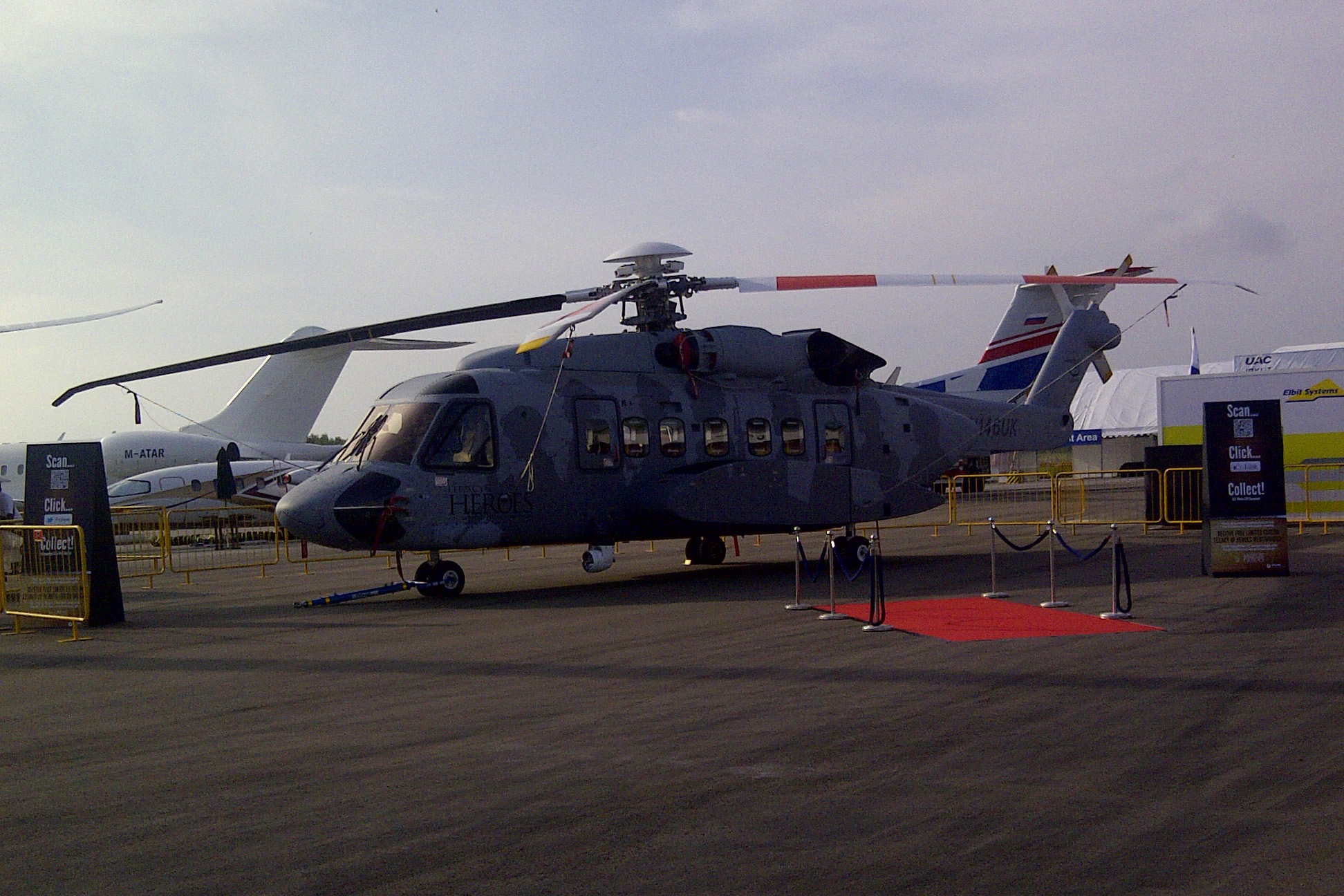 SGA2012: Sikorsky announces S-92 order for Korean Coast Guard