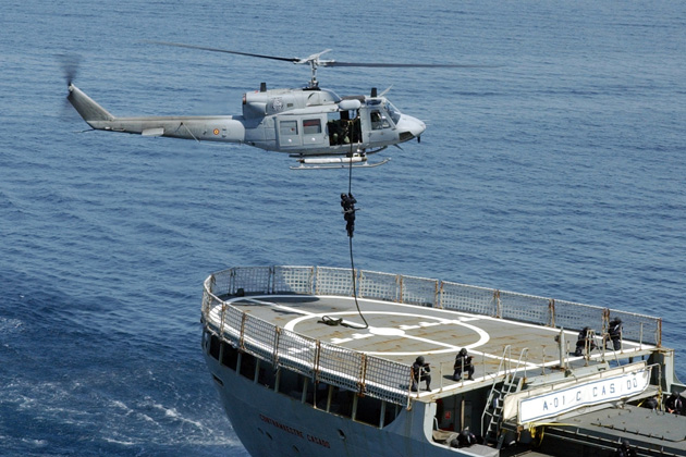 Spanish Navy to extend life of AB212 fleet